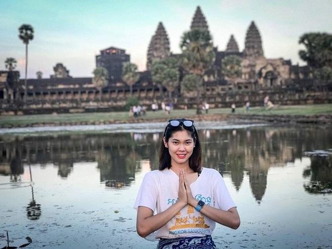 Lý lịch cực khủng của nữ biểu tượng thể thao Campuchia vừa giành HCV Taekwondo SEA Games 30: Cao 1m83, Facebook cá nhân hơn 1,7 triệu follow, từng lập thành tích vô tiền khoáng hậu trong lịch sử thể thao nước nhà - ảnh 9