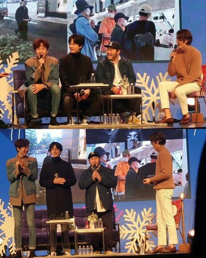 Kim Woo Bin lột xác ngoạn mục tại sự kiện đầu tiên: Visual còn đỉnh hơn xưa, vỡ òa trước dàn khách mời đặc biệt - ảnh 11