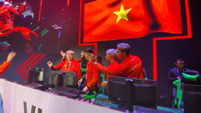Đội tuyển Liên Quân Mobile Việt Nam và vật cản Thái Lan trên con đường chinh phục huy chương Vàng SEA Games 30 - Ảnh 1.