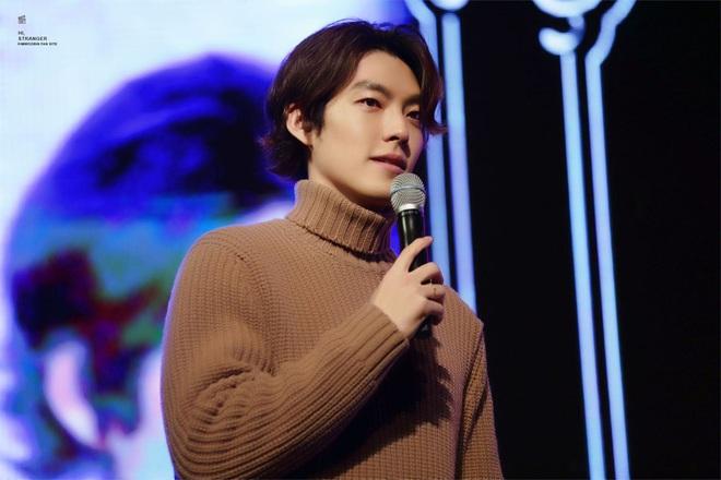 Kim Woo Bin lột xác ngoạn mục tại sự kiện đầu tiên: Visual còn đỉnh hơn xưa, vỡ òa trước dàn khách mời đặc biệt - ảnh 12
