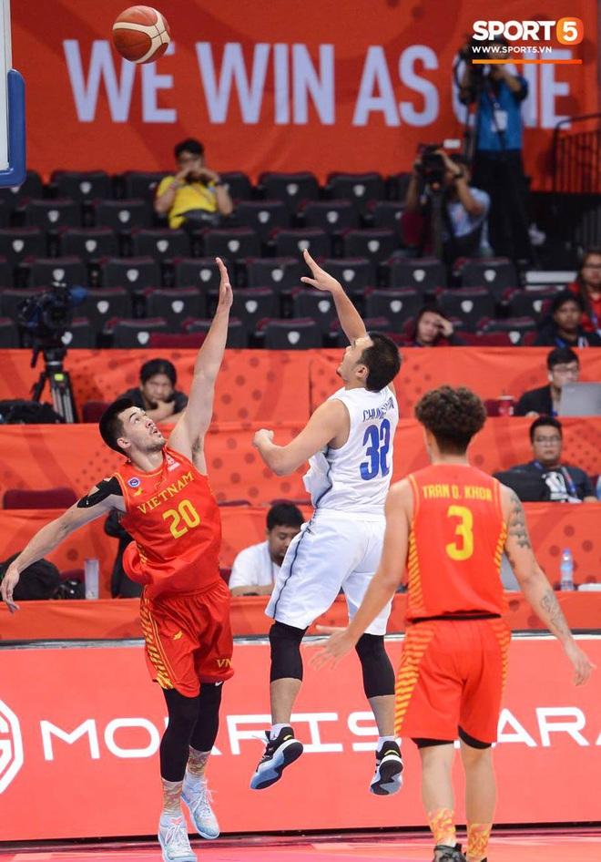 Trần Đăng Khoa bị truất quyền thi đấu, đội tuyển bóng rổ Việt Nam nhận thất bại đáng tiếc trong trận bán kết trước đối thủ truyền kiếp Thái Lan - ảnh 9