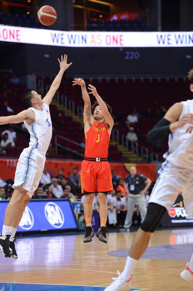 Trần Đăng Khoa bị truất quyền thi đấu, đội tuyển bóng rổ Việt Nam nhận thất bại đáng tiếc trong trận bán kết trước đối thủ truyền kiếp Thái Lan - ảnh 8