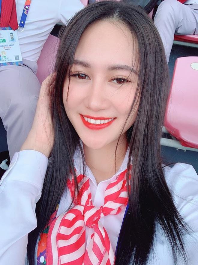 Ngây ngất trước vẻ đẹp vạn người mê của nữ VĐV đấu kiếm vừa đem về huy chương bạc cho Việt Nam - ảnh 6