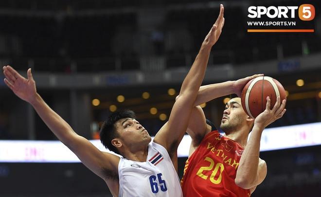 Tan giấc mộng vàng ở SEA Games 30, tuyển bóng rổ Việt Nam hướng tới tấm huy chương đồng thứ 2 - ảnh 8