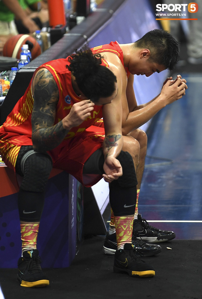 Tan giấc mộng vàng ở SEA Games 30, tuyển bóng rổ Việt Nam hướng tới tấm huy chương đồng thứ 2 - ảnh 15