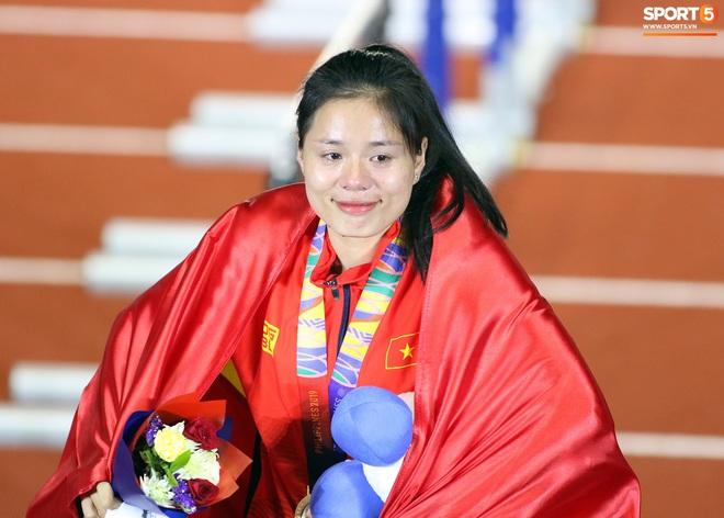 Ngày cảm xúc của điền kinh Việt Nam tại SEA Games 2019 - ảnh 1