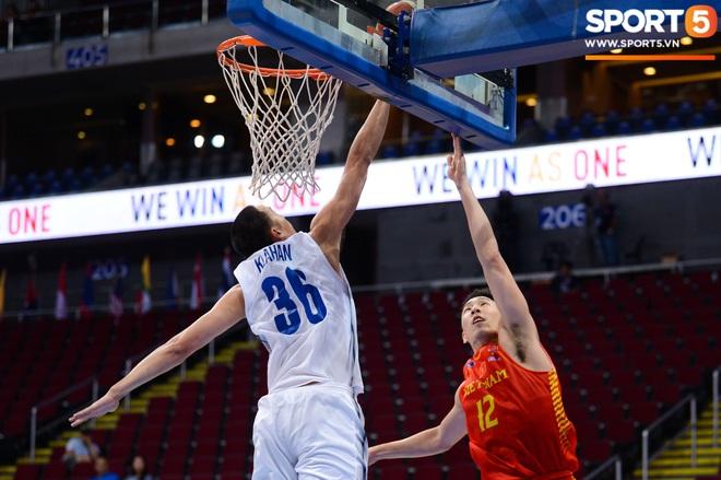 Tan giấc mộng vàng ở SEA Games 30, tuyển bóng rổ Việt Nam hướng tới tấm huy chương đồng thứ 2 - ảnh 6