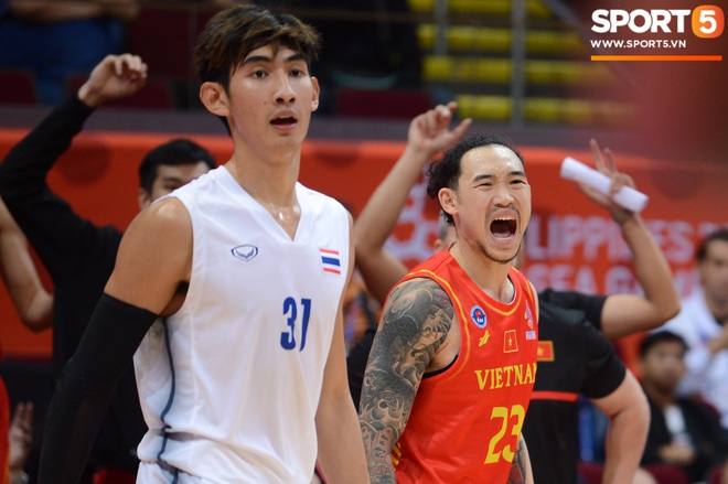 Tan giấc mộng vàng ở SEA Games 30, tuyển bóng rổ Việt Nam hướng tới tấm huy chương đồng thứ 2 - ảnh 3