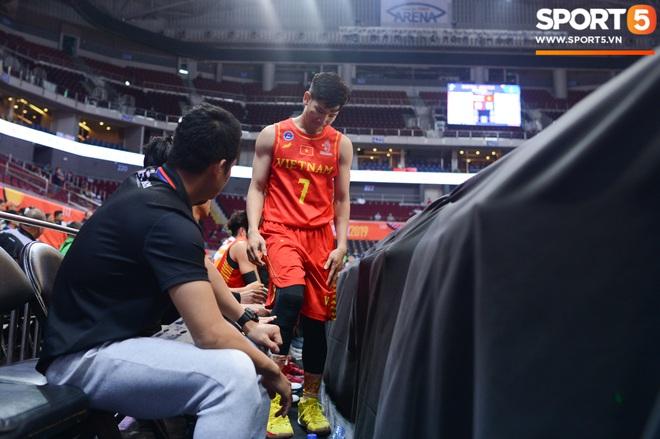 Tan giấc mộng vàng ở SEA Games 30, tuyển bóng rổ Việt Nam hướng tới tấm huy chương đồng thứ 2 - ảnh 13