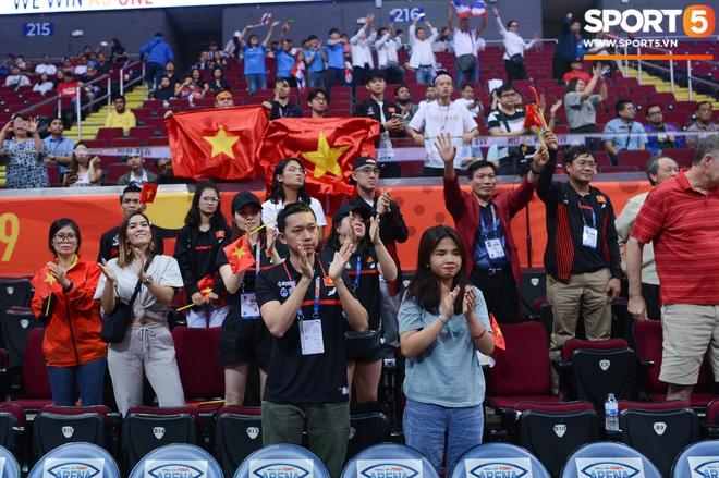 Tan giấc mộng vàng ở SEA Games 30, tuyển bóng rổ Việt Nam hướng tới tấm huy chương đồng thứ 2 - ảnh 16