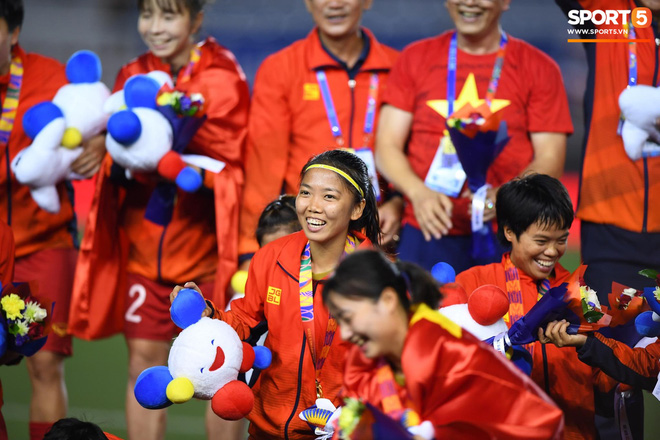Đội trưởng tuyển nữ Việt Nam: Không chỉ vượt Thái Lan, chúng tôi muốn giành 3 HCV SEA Games liên tiếp - Ảnh 2.