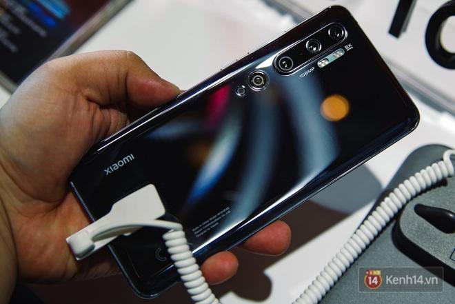 Xiaomi Mi Note10/Note10 Pro ra mắt ở Việt Nam: 5 camera 108MP đầu tiên trên thế giới, pin 5260mAh, giá từ 12,99 triệu đồng - ảnh 2