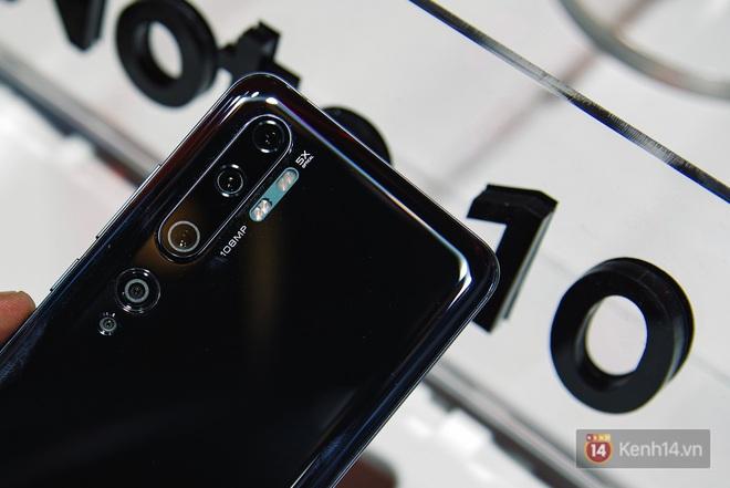 Xiaomi Mi Note10/Note10 Pro ra mắt ở Việt Nam: 5 camera 108MP đầu tiên trên thế giới, pin 5260mAh, giá từ 12,99 triệu đồng - ảnh 10