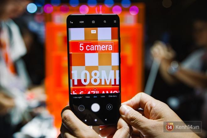 Xiaomi Mi Note10/Note10 Pro ra mắt ở Việt Nam: 5 camera 108MP đầu tiên trên thế giới, pin 5260mAh, giá từ 12,99 triệu đồng - ảnh 16