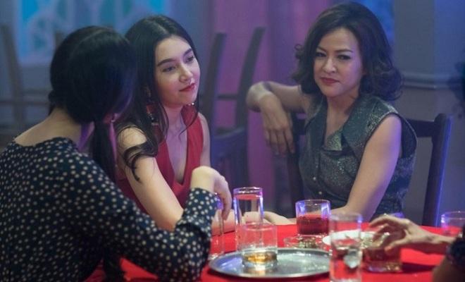 3 gái ngành nức tiếng màn ảnh Thái dĩ nhiên không thể thiếu mỹ nhân chuyển giới Baifern Pimchanok - ảnh 5