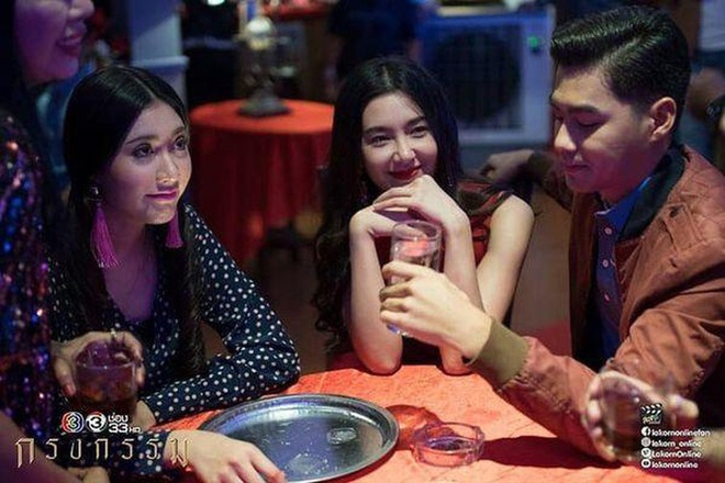 3 gái ngành nức tiếng màn ảnh Thái dĩ nhiên không thể thiếu mỹ nhân chuyển giới Baifern Pimchanok - ảnh 6
