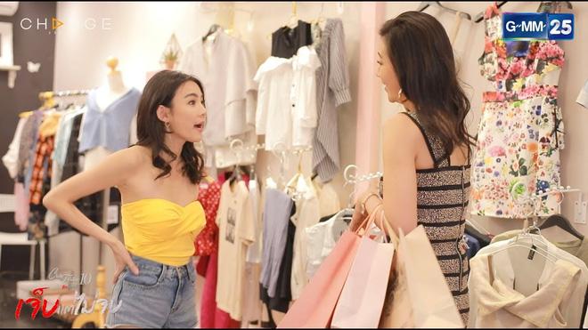 3 gái ngành nức tiếng màn ảnh Thái dĩ nhiên không thể thiếu mỹ nhân chuyển giới Baifern Pimchanok - ảnh 9
