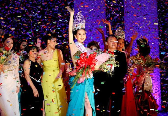 Ít ai biết dàn mỹ nhân Vbiz này từng thi Hoa hậu: Ngọc Trinh dính lùm xùm, ai cũng đổi đời ngoạn mục dù thứ hạng không cao - ảnh 12