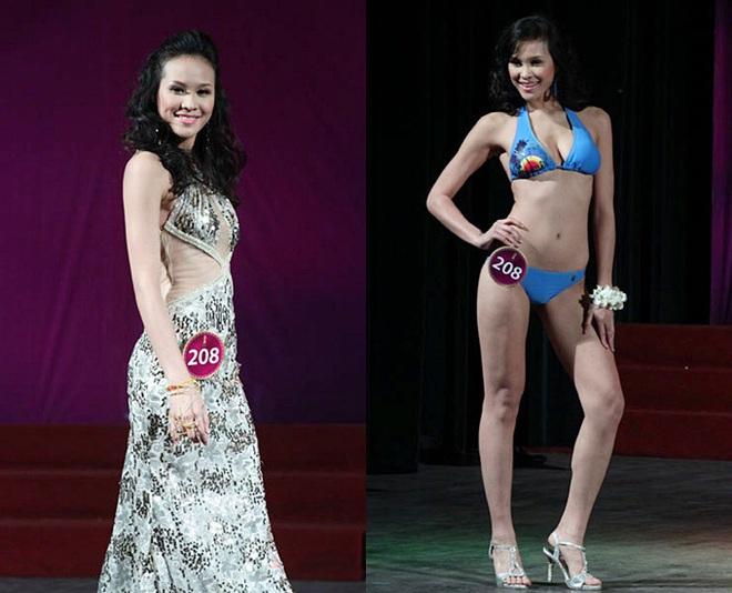 Ít ai biết dàn mỹ nhân Vbiz này từng thi Hoa hậu: Ngọc Trinh dính lùm xùm, ai cũng đổi đời ngoạn mục dù thứ hạng không cao - ảnh 5