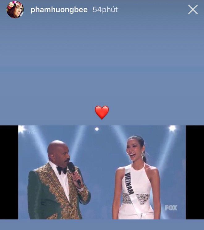 H'Hen Niê, Phạm Hương vỡ òa vui sướng khi Hoàng Thùy chính thức lọt top 20 cùng phần thi ứng xử quá xuất sắc tại Miss Universe 2019! - ảnh 2
