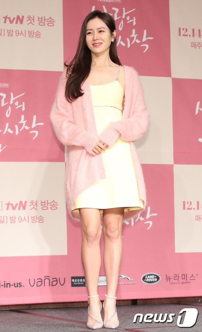 Sự kiện ngược đời: Nữ thần Son Ye Jin lu mờ trước nữ phụ cực sang chảnh, lộ khoảnh khắc cực tình với Hyun Bin - ảnh 3