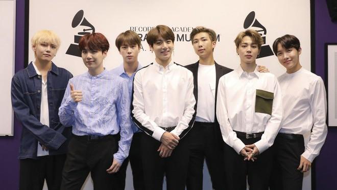 Liệu lịch sử bước sang trang mới có lặp lại với BTS sau Grammy 2019? - Ảnh 3.