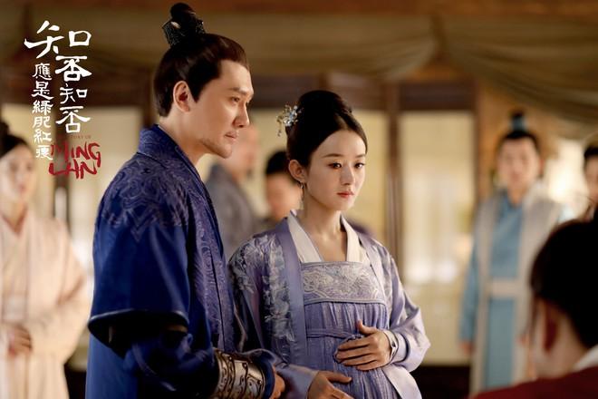 Netizen Trung phát nản vì Minh Lan Truyện bị cắt ghép nham nhở, vợ chồng Phong - Dĩnh ăn hành tơi tả các tập cuối - Ảnh 1.
