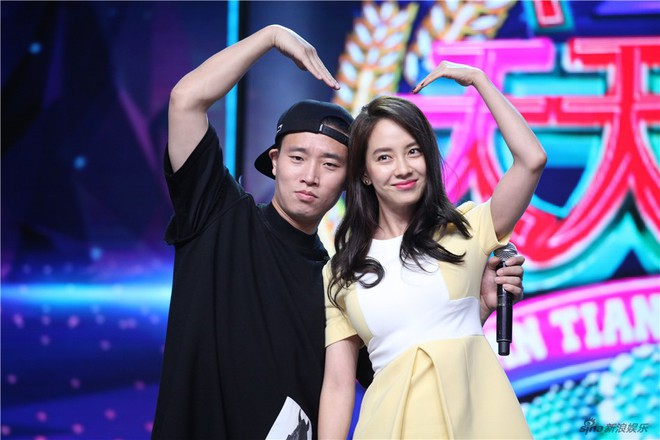 Lucas (NCT) & Yuqi ((G)I-DLE) sẽ là cặp đôi mới của Running Man Trung Quốc? - Ảnh 3.