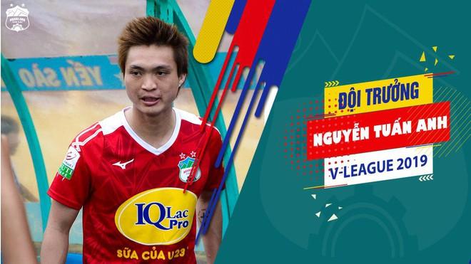 Xuân Trường sang Thái thi đấu, HAGL công bố đội trưởng mới đầy bất ngờ - Ảnh 1.