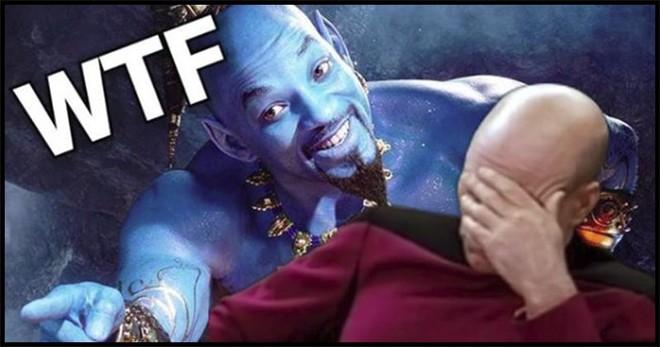 Thần Đèn Aladdin trở thành vựa muối để cư dân mạng chế ảnh nhờ tạo hình quá tệ - ảnh 11