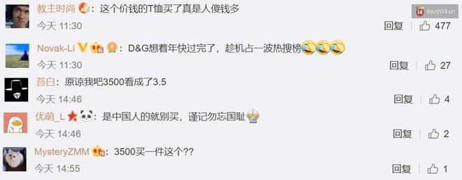"""Trang Sina tự hỏi: """"Ý Dolce & Gabbana là người Trung Quốc giàu có nhưng ngu ngốc?"""" khi hãng ra mắt BST hình heo cầm xấp tiền - Ảnh 4."""