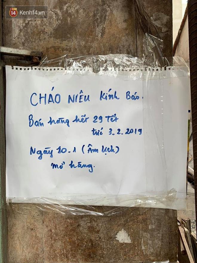 Hết Tết rồi mà vẫn còn nhiều quán xá ở Hà Nội chưa mở bán trở lại, có nơi nghỉ đến tận đầu tháng 3 - Ảnh 17.