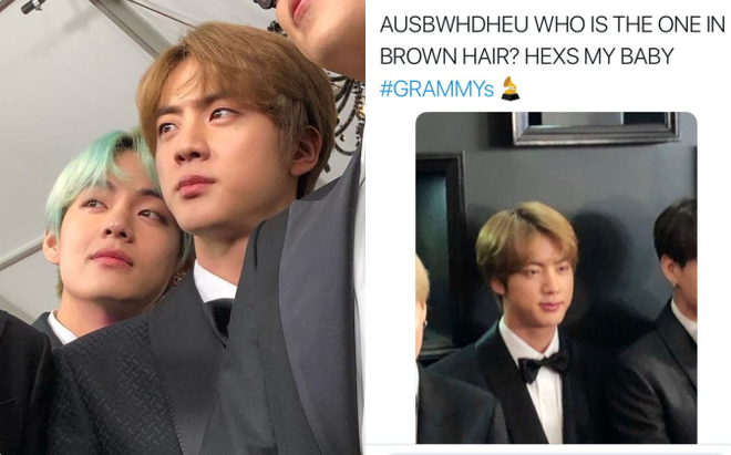 Sau Grammy 2019, nhân vật cậu tóc nâu và chàng trai tóc bạc hà bỗng được netizen quốc tế lùng sục gắt gao - Ảnh 16.