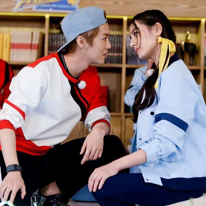 Lucas (NCT) & Yuqi ((G)I-DLE) sẽ là cặp đôi mới của Running Man Trung Quốc? - Ảnh 4.