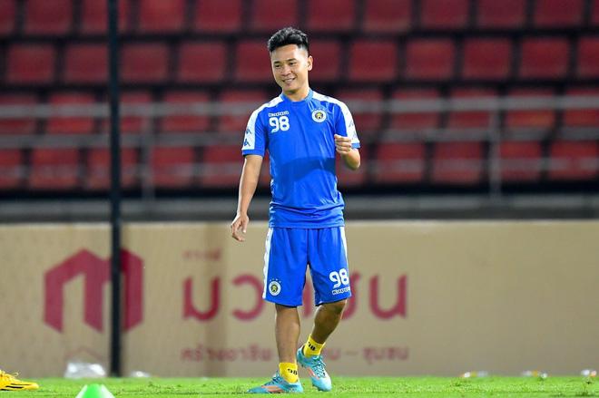 CLB Hà Nội diện áo mới, hứng khởi tập luyện trên đất Thái Lan - ảnh 12