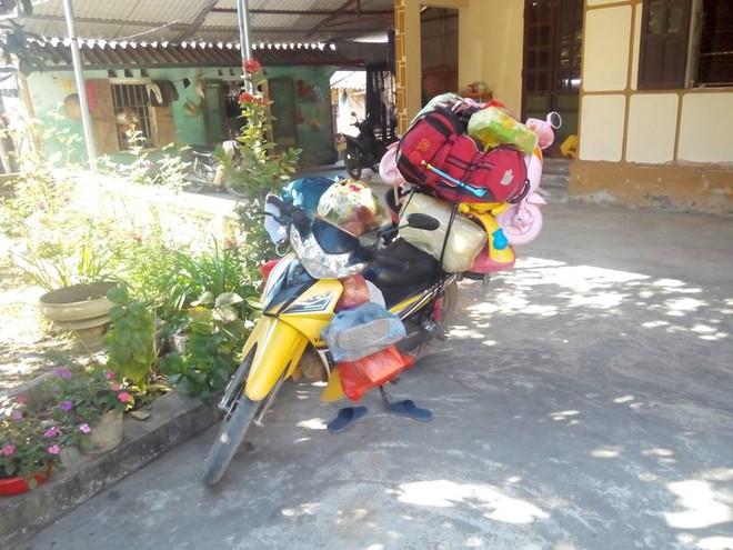 Trở về thành phố sau Tết, sinh viên hớn hở khoe tình yêu của gia đình qua núi thực phẩm vác theo - Ảnh 6.