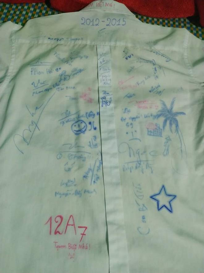Vô tình tìm thấy chiếc áo đồng phục cũ, cậu bạn chia sẻ câu chuyện buồn của lớp mình khiến ai cũng bồi hồi - ảnh 2