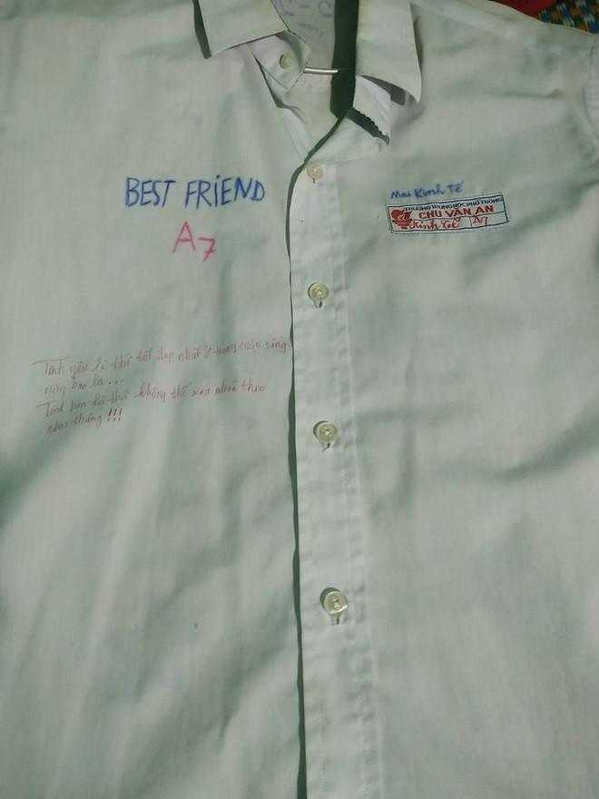 Vô tình tìm thấy chiếc áo đồng phục cũ, cậu bạn chia sẻ câu chuyện buồn của lớp mình khiến ai cũng bồi hồi - ảnh 3