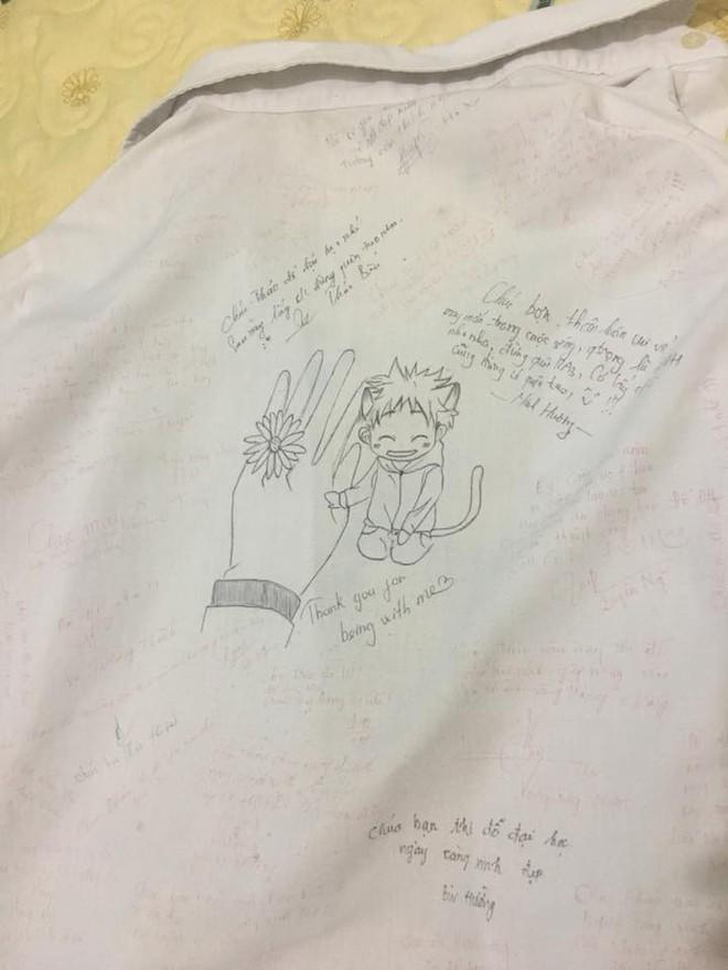 Vô tình tìm thấy chiếc áo đồng phục cũ, cậu bạn chia sẻ câu chuyện buồn của lớp mình khiến ai cũng bồi hồi - ảnh 6