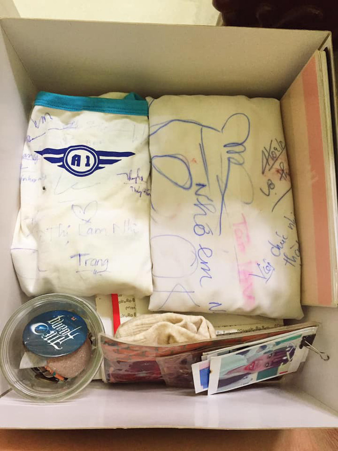 Vô tình tìm thấy chiếc áo đồng phục cũ, cậu bạn chia sẻ câu chuyện buồn của lớp mình khiến ai cũng bồi hồi - ảnh 7