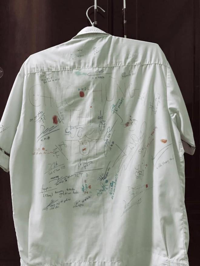 Vô tình tìm thấy chiếc áo đồng phục cũ, cậu bạn chia sẻ câu chuyện buồn của lớp mình khiến ai cũng bồi hồi - ảnh 11