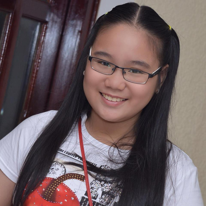 Con gái NSƯT Trịnh Kim Chi: Cô bé da đen mũm mĩm lột xác thành thiếu nữ xinh xắn, cao 1m72 - ảnh 3