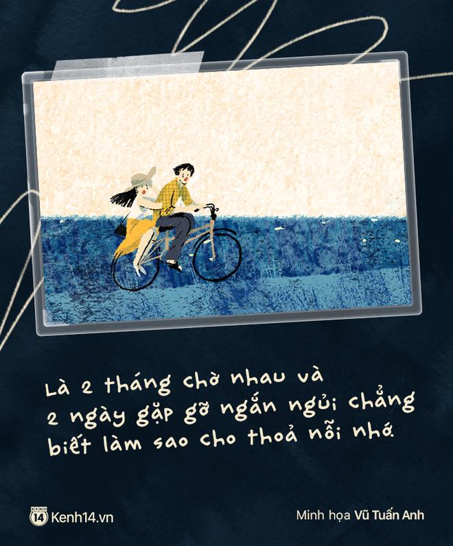 Sài Gòn, Hà Nội và những người yêu xa: Cách nhau 2h bay và gần 2000 cây số toàn thương với nhớ - ảnh 9