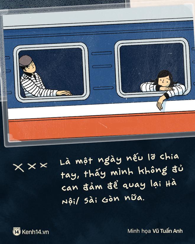 Sài Gòn, Hà Nội và những người yêu xa: Cách nhau 2h bay và gần 2000 cây số toàn thương với nhớ - ảnh 10