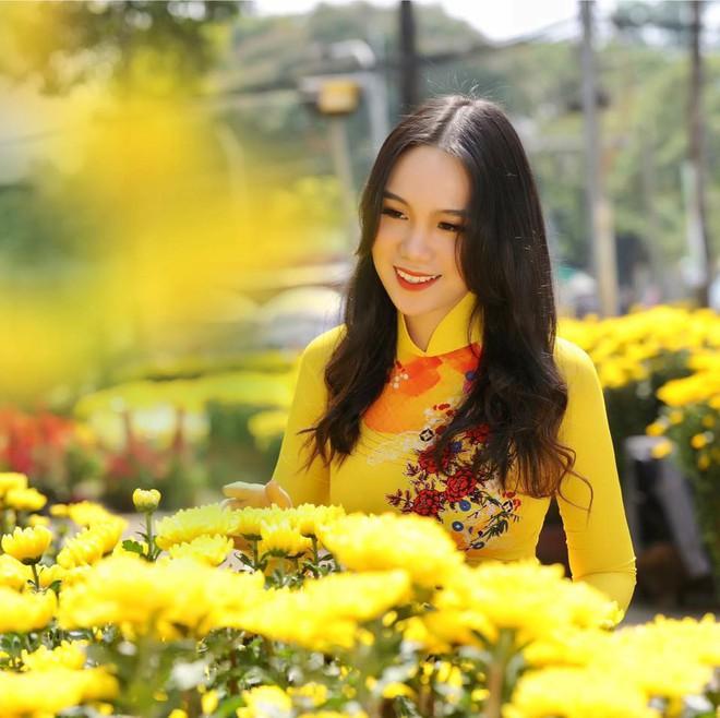 Con gái NSƯT Trịnh Kim Chi: Cô bé da đen mũm mĩm lột xác thành thiếu nữ xinh xắn, cao 1m72 - ảnh 6