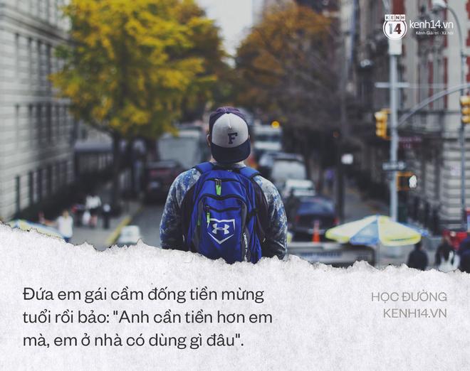 Trước khi xách vali lên thành phố sau Tết, lời dặn nào của ông bà, cha mẹ khiến bạn ám ảnh nhất? - ảnh 3