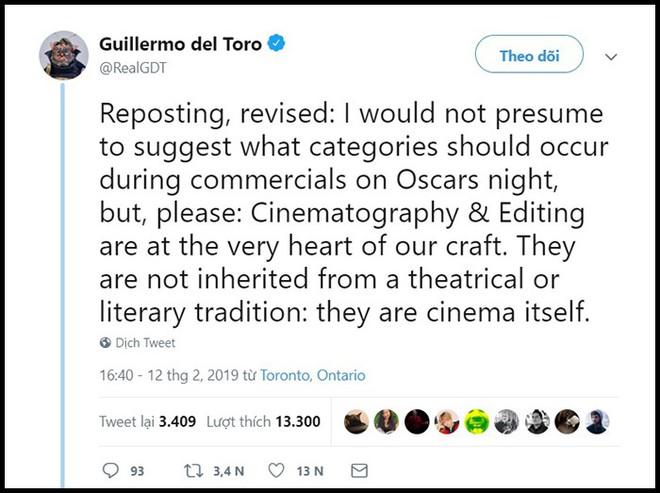 Oscar 2019 lại tạo phốt khi xóa 4 hạng mục khỏi lễ trao giải khiến các nhà quay phim phẫn nộ - Ảnh 4.