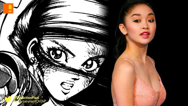 """Xem thiên thần chiến binh """"Alita"""", soi ngay ra gương mặt cô bạn gốc Việt quen thuộc này! - Ảnh 2."""