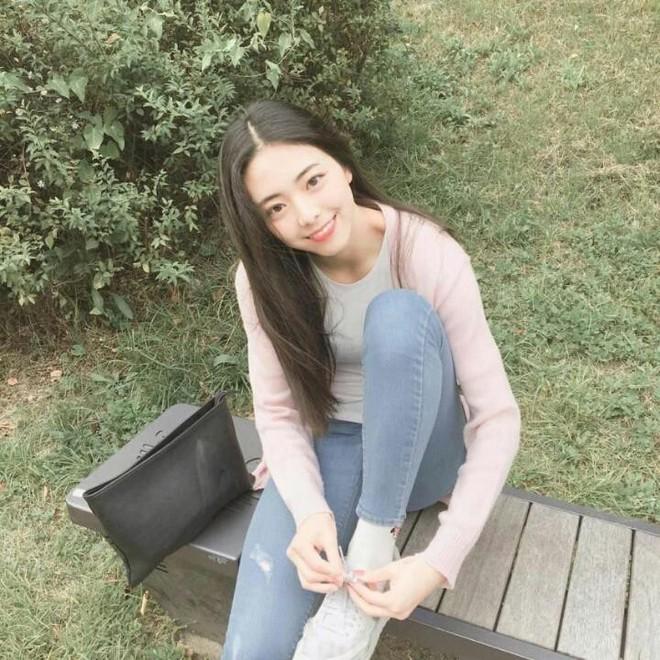 Nữ sinh Hàn trong đội bóng chuyền gây bão mạng vì xinh như nữ thần Kpop, ai dè chính là tân binh khủng nhà JYP - Ảnh 15.
