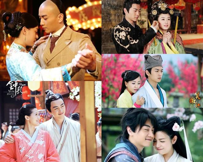 Dàn diễn viên Độc Cô Hoàng Hậu: Trần Kiều Ân bị đồn ngủ với trai trẻ, Hạ Tử Vy khai gian tuổi tác - Ảnh 9.
